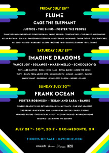 2 3-Day Wristbands to Wayhome THIS WEEKEND