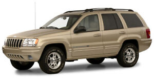 2000 Jeep Grand Cherokee Limited, loaded,FRESH SAFETY, low miles