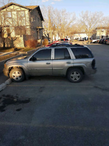 2003 Chevy trailblazer tlz