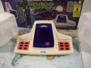 Handheld Game Console*Space Laser Fight*Bambino  ET-1201*Japan