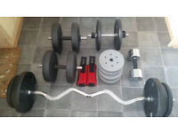 weights fore sale