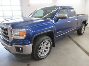 2014 GMC Sierra 1500 SLT! 4X4! BACK-UP! ALLOY! HEATED! LEATHER!