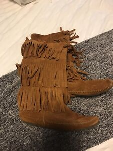 Moccasin boots from SoftMoc
