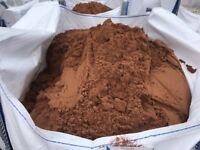 Bulk bag of washed building sand 900kg
