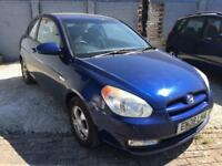 Hyundai accent 1.4 automatic