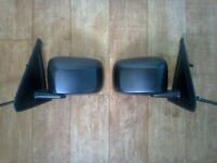 Set of doors mirrors for MK2 Golf