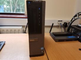 DELL Optiplex 3010 8gb ram 250gb harddrive i5 processor