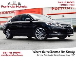 2013 Honda Accord Sedan SPORT | HEATED SEATS | REAR-VIEW CAMERA