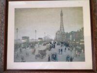 Blackpool Tower - Arthur Delaney - Ltd Edition print - 203/850