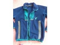 Ladies Helly Hansen Fleece Jacket Size Medium