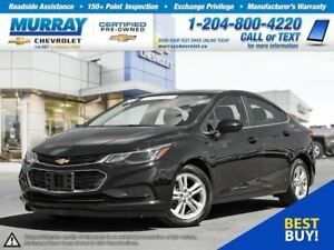 2016 Chevrolet Cruze LT Auto *Climate Control, Heated Seats, OnS
