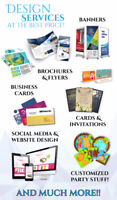 Best Designs for All your Printing Needs!