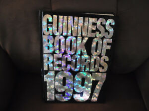 1997 Guiness Book of Records