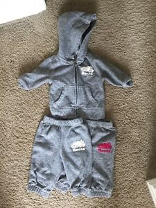 Roots track suit 3-6mos