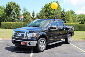 2012 Ford F-150 Lariat Pickup Truck**Fully Loaded**