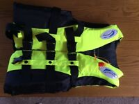Life Jacket, As New, worn once