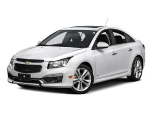 2016 Chevrolet Cruze Limited LT