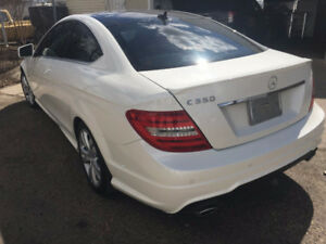 Mercedes-Benz C350-Series Coupe (2 door)