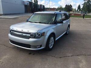 2013 Ford Flex SEL AWD , Moonroof, Navi, Leather, Remote starter