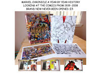 MARVEL COLLECTABLE BOOK NEW
