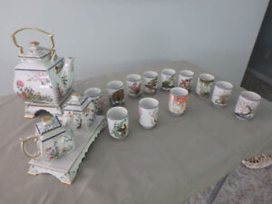 Chinese Tea Set -  Collector Edition