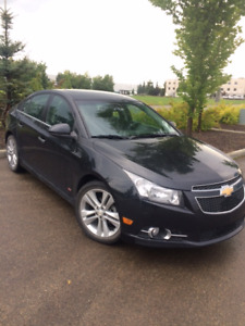 2013 Chevrolet Cruze RS Sedan - CarProof Report Available