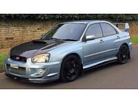 SUBARU WR1 WRX STI NUMBER 425/500 FULL HISTORY MAY SWAP/PX BMW/Audi/ford/ 7seater