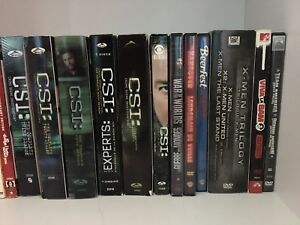 Dvds and shows for quick sale!