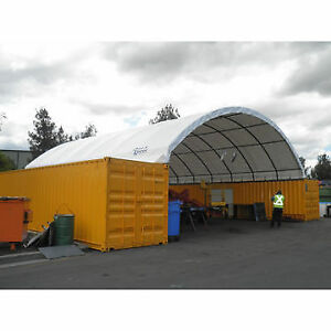 Sea Cans DOME ROOF KIT / Quonzet Hut