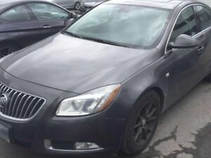 2011 Buick Regal CXL Turbo ONLY 58K   Accident-FREE   CERTIFIED