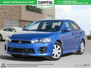 2016 Mitsubishi Lancer ES *Heated Seats *Bluetooth