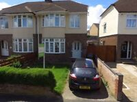 SPACIOUS THREE BEDROOM HOUSE offered by Myletz on Eaton Valley Road in the Wigmore Area, Luton
