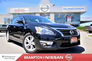 2013 Nissan Altima 2.5 SL *Leather|Bluetooth|Rear view monitor*