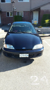 2002 Chevy Cavalier  149800 kms $1700 O.B.O.  Runs great