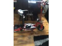 Evo 36v 1000w electric scooter in new condition!!