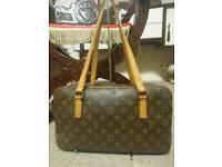 100% Authentic Louis Vuitton Cite GM Shoulder Bag