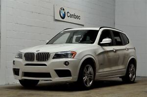 2014 BMW X3 xDrive| M SPORT| EXECUTIVE| PREMIUM
