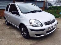 2005 TOYOTA YARIS 1.0 *** LOW INSURANCE ***