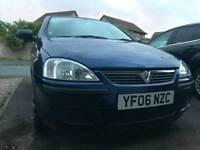 Vauxhall Corsa 1.0 - Low milage / Long Mot