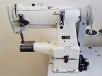Seiko LCW-8BL Industrial Walking Foot Cylinder Arm Sewing Machine