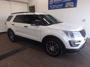 2016 Ford Explorer Sport 4x4 LEATHER NAVI SUNROOF