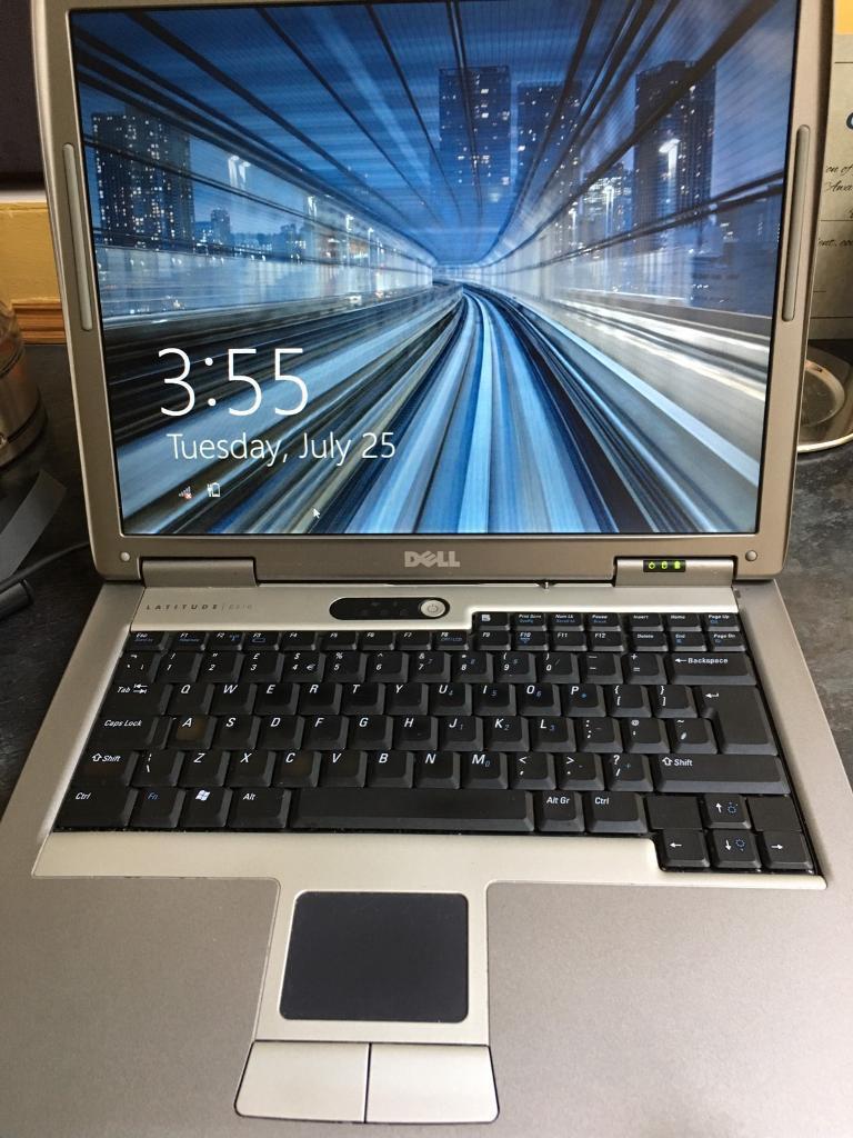 Dell Latitude 510