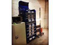 Sealey Retro 3 Tier Tool Box