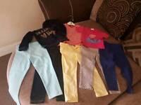 Little girls bundle 2 to 3 years
