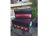 Dansette 'Trent' Vintage Record Player in Stereo!! - Fully Serviced !
