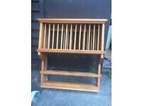 Kitchen Plate Rack / Shelf / Cup Hanger