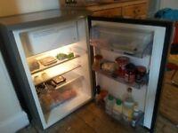 John Lewis Fridge with freezer box