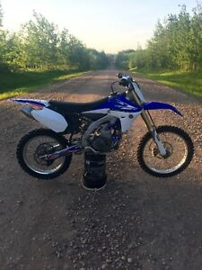 2010 Yamaha YZ450F - Beautiful Condition and Low Hours!