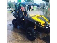 Can-am commander 1000cc buggy px car van bike quad conversion replica q7 range q5 a7 repaired