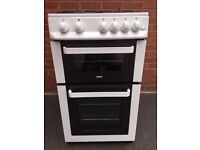 Zanussi ZCG561FW 50cm Gas Cooker LIKE NEW!! in superb condition Free delivery in Bristol!